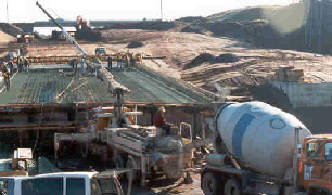 Cobequid Pass Construction